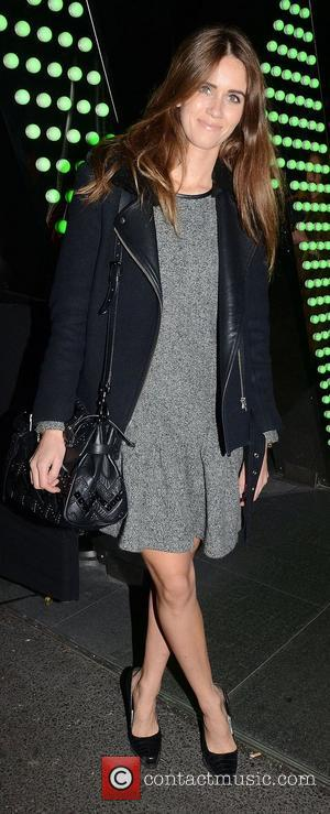 Sunday Girl, Jade Williams at the film premiere of 'The Actress' held at the W Club on Leicester Square. London,...