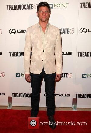 David Burtka  The Advocate 45th presented by Lexus at The Beverly Hilton Hotel - Arrivals  Los Angeles, California...