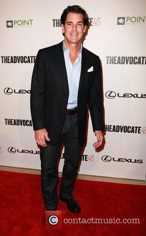 Former MLB player Billy Bean  The Advocate 45th presented by Lexus at The Beverly Hilton Hotel - Arrivals...