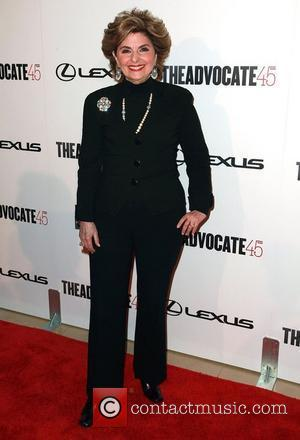 Gloria Allred  The Advocate 45th presented by Lexus at The Beverly Hilton Hotel - Arrivals  Los Angeles, California...