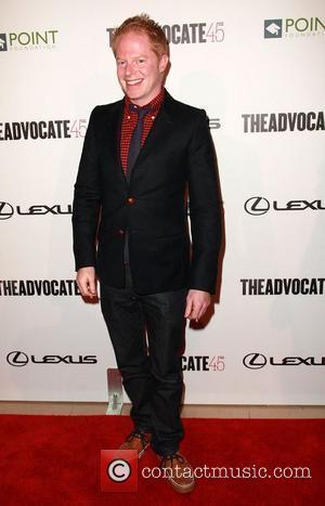 Jesse Tyler Ferguson, Bruce Vilanch and Beverly Hilton Hotel