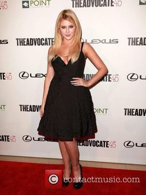 Renee Olstead and Beverly Hilton Hotel