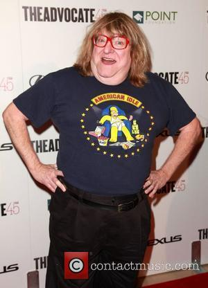 Writer Bruce Vilanch  The Advocate 45th presented by Lexus at The Beverly Hilton Hotel - Arrivals  Los Angeles,...