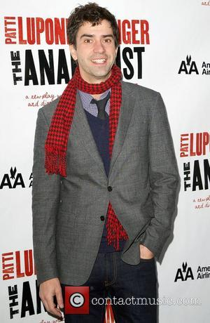 Hamish Linklater,  at the Broadway opening night of 'The Anarchist' at the Golden Theatre - Arrivals. New York City,...