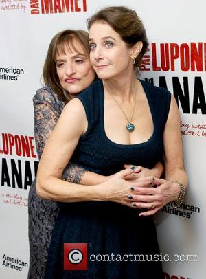 Patti Lupone and Debra Winger