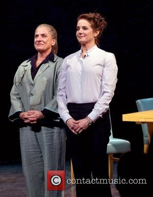 Patti Lupone and Winger