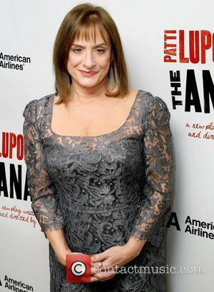 Patti LuPone,  at the Broadway opening night of 'The Anarchist' at the Golden Theatre - Arrivals. New York City,...
