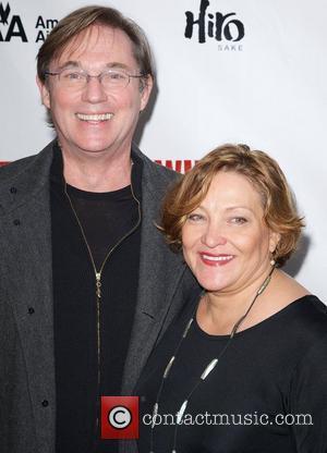 Richard Thomas and Georgiana Bischoff