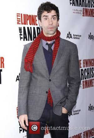 Hamish Linklater, Broadway, The Anarchist, Golden Theatre and Arrivals. New York City