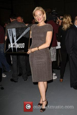Penelope Ann Miller,  at the Commendation from The City of Los Angeles to 'THE ARTIST'. Hollywood, California - 31.01.12