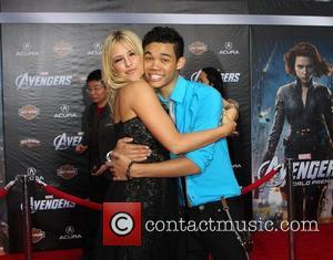 Chelsie Hightower and Roshon Fegan