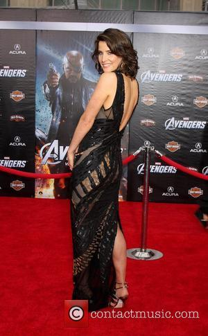Cobie Smulders  World Premiere of The Avengers at the El Capitan Theatre - Arrivals Hollywood, California - 11.04.12