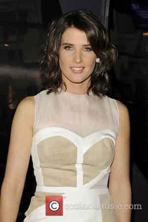 Cobie Smulders  arrival for the Canadian Premiere of 'The Avengers' at Scotiabank Theatre.  Toronto, Canada - 30.04.12