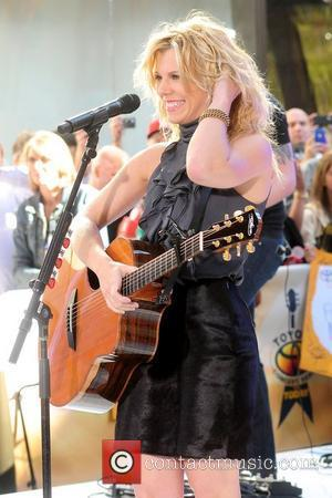 Kimberly Perry The Band Perry performs live at Rockefeller Center as part of the 'Today' show's concert series New York...