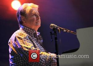 Brian Wilson The Beach Boys performing live in concert at Wembley Arena London, England - 28.09.12