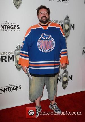 Kevin Smith   'The Book of Mormon' Opening night held at the Pantages Theatre - Arrivals Hollywood, California -...