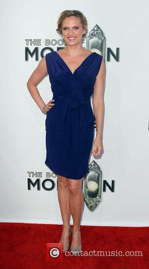 Vinessa Shaw   'The Book of Mormon' Opening night held at the Pantages Theatre - Arrivals Hollywood, California -...