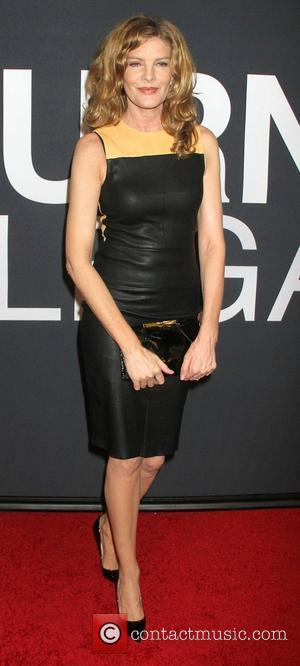 Rene Russo,  at the Universal Pictures world premiere of 'The Bourne Legacy' at the Ziegfeld Theatre - Arrivals New...