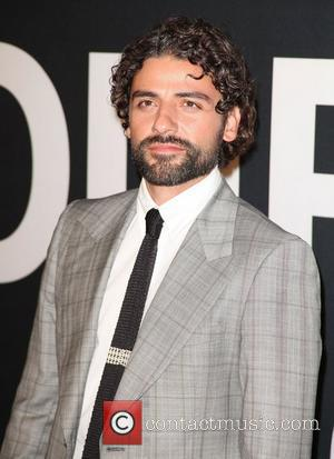 Oscar Isaac,  at the Universal Pictures world premiere of 'The Bourne Legacy' at the Ziegfeld Theatre - Arrivals New...