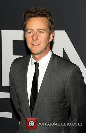 Edward Norton,  at the Universal Pictures world premiere of 'The Bourne Legacy' at the Ziegfeld Theatre - Arrivals New...