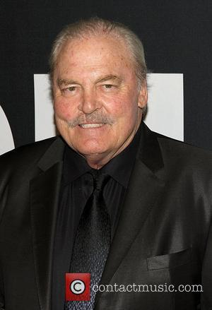 Stacy Keach,  at the Universal Pictures world premiere of 'The Bourne Legacy' at the Ziegfeld Theatre - Arrivals New...