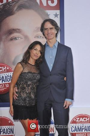 Susanna Hoffs, Jay Roach  Los Angeles Premiere of 'The Campaign' held at The Grauman's Chinese Theatre - Arrivals Los...