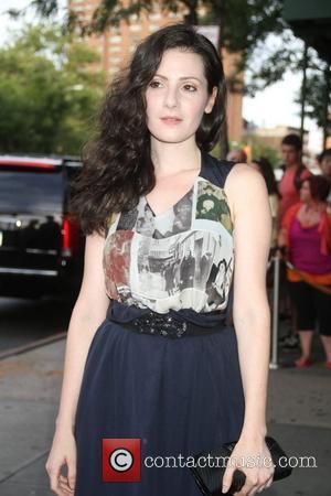 Aleksa Palladino Screening of 'The Campaign' at the Landmark's Sunshine Cinema New York City, USA - 25.07.12