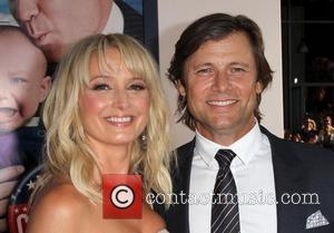 Katherine Lanasa, Grant Show and Grauman's Chinese Theatre