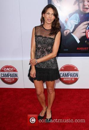 Susanna Hoffs Los Angeles Premiere of 'The Campaign' held at The Grauman's Chinese Theatre - Arrivals Los Angeles, California -...