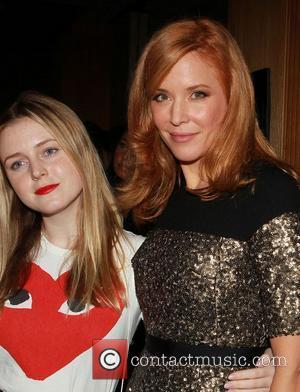 Lorraine Nicholson and Kristen Dalton