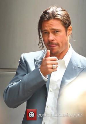 Brad Pitt Turns Rastafarian For Interview Magazine
