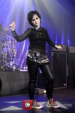 Dolores O'Riordan  The Cranberries performs on stage at The Sound Academy during the Roses Tour 2012.  Toronto, Canada...