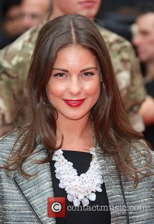 Louise Thompson 'The Expendables 2' UK Premiere held at the Empire Leicester Square - Arrivals London, England - 13.08.12