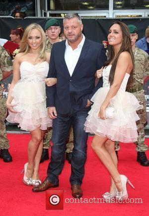 Mick Norcross and guests 'The Expendables 2' UK Premiere held at the Empire Leicester Square - Arrivals London, England -...
