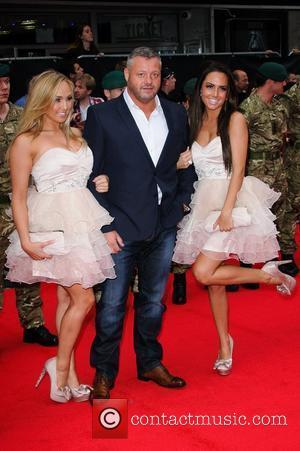 Mick Norcross 'The Expendables 2' UK Premiere held at the Empire Leicester Square. London, England - 13.08.12