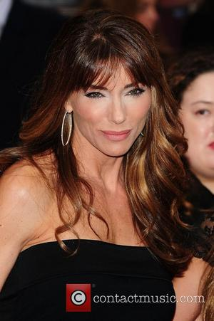 Jennifer Flavin at 'The Expendables 2' UK Premiere held at the Empire Leicester Square London, England - 13.08.12