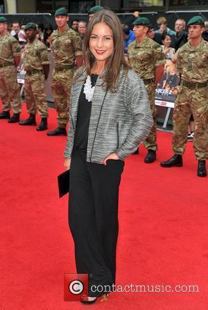 Louise Thompson 'The Expendables 2' UK Premiere held at the Empire Leicester Square - Arrivals London, England - 13.08.12 Richard...