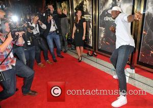 Usain Bolt 'The Expendables 2' UK Premiere held at the Empire Leicester Square London, England - 13.08.12