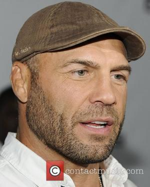 Randy Couture  arrival for the Canadian Premiere of The Expendables 2 at Scotiabank Theatre. Toronto, Canada - 13.08.12