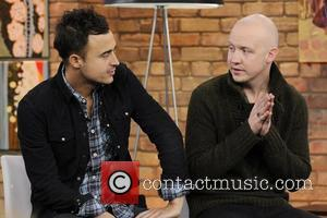 Joe King and Isaac Slade  The Fray appears on The Marilyn Denis show promoting their upcoming album 'Scars and...