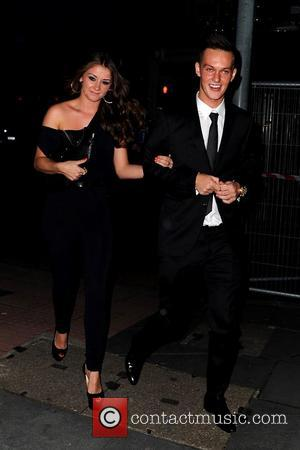Brooke Vincent and Josh Mceachran