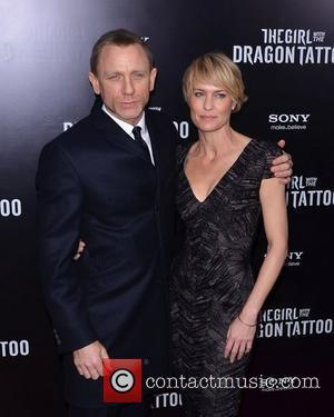 Daniel Craig and Robin Wright