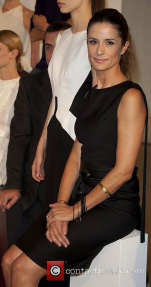 Livia Firth 'Green Cut' Launch and Photocall at Somerset House,  London, England - 13.09.12