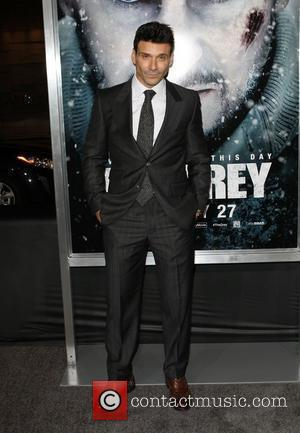 Frank Grillo The World Premiere Of The Grey  held at the Regal Cinemas - Arrivals Los Angeles, California -...