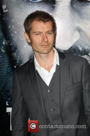 James Badge Dale The World Premiere Of The Grey  held at the Regal Cinemas - Arrivals Los Angeles, California...