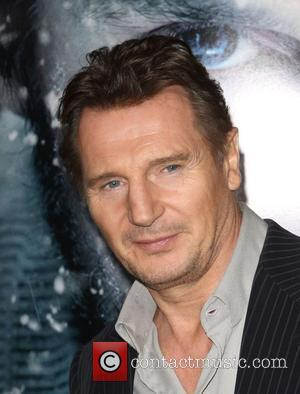 Liam Neeson Took Freezing Showers For The Grey Role