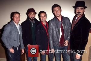 Backstreet Boys, A, L-r, Brian Littrell, J. Mclean, Howie Dorough, Nick Carter and Kevin Richardson