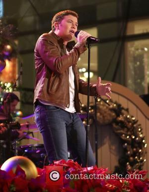 Scotty Mccreery Playing Benefit Show For Sandy Victims