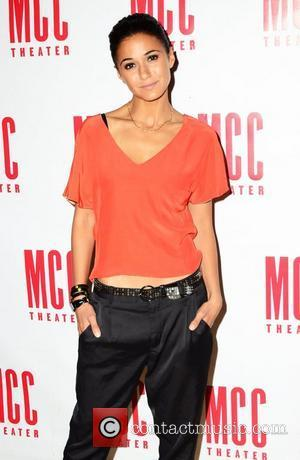 Emmanuelle Chriqui 'The Heart of the Matter' cast celebration at Ramscale - Arrivals New York City, USA - 14.06.12