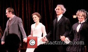 Dan Stevens, Jessica Chastain, David Strathairn and Judith Ivey